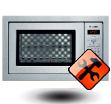 Microwaves repair