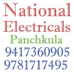 Contact - National Electricals Panchkula sector 4